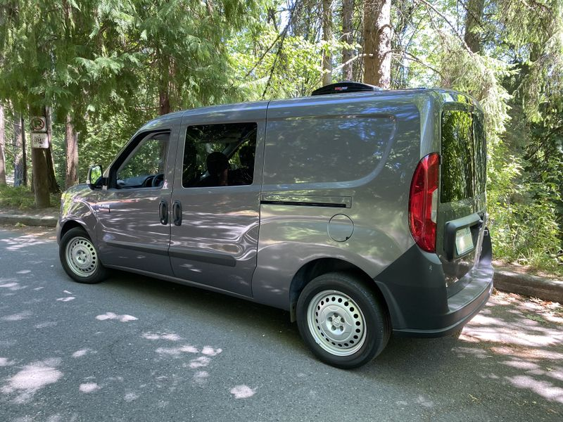 Picture 1/16 of a 2019 RAM Promaster City Camper Van for sale in Seattle, Washington