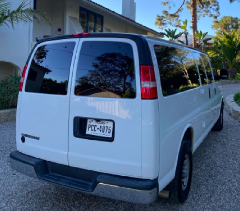 Picture 2/16 of a 2017 Chevy Express 3500 Conversion Camper Van for sale in Santa Barbara, California