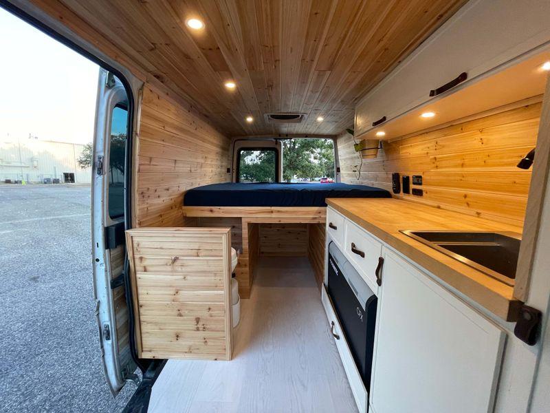 Picture 4/21 of a 2004 Dodge Sprinter 2500 Diesel Camper Van for sale in Austin, Texas
