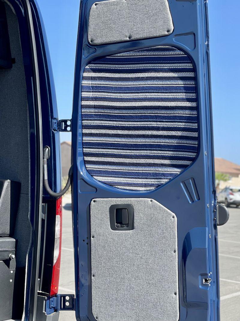 Picture 2/30 of a 2021 Mercedes Benz Sprinter 2500 Diesel 4x4 for sale in Vista, California