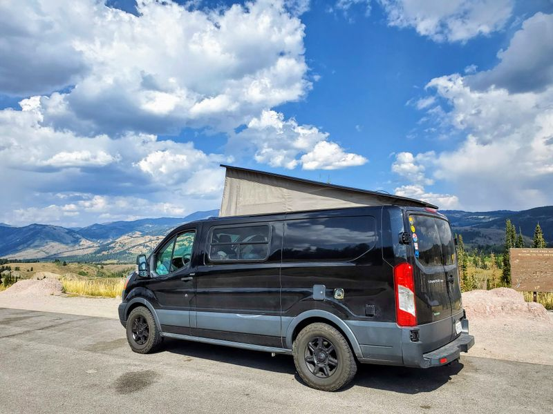 Picture 5/23 of a 2015 Ford Transit Camper for sale in Huntington Beach, California