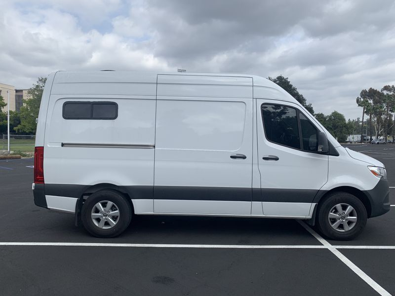Picture 2/27 of a 2019 Mercedes Sprinter 144 for sale in Pasadena, California