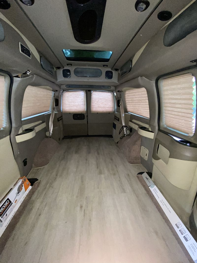 Picture 6/8 of a 2012 Chevrolet Express for sale in San Francisco, California