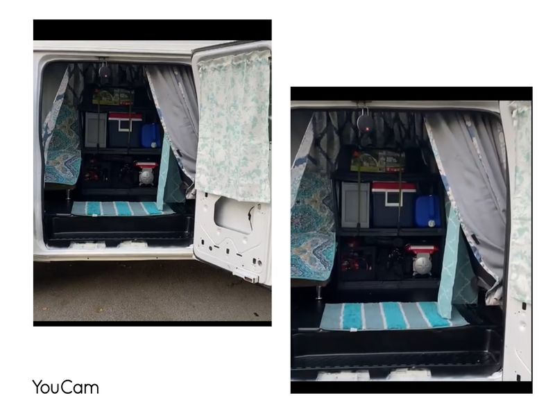 Picture 6/11 of a 2007 Ford E-250 Camper/ Van for sale in Hollywood, Florida