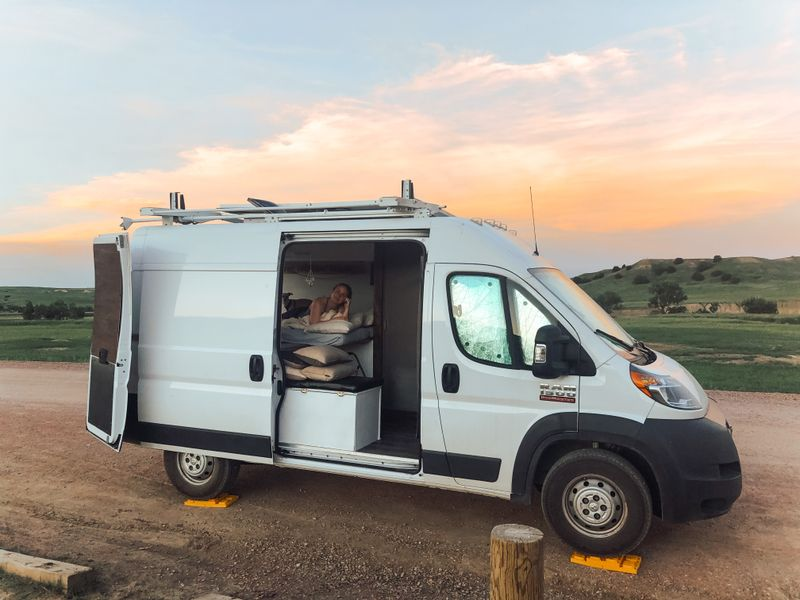 Picture 1/14 of a 2018 Ram ProMaster 1500 for sale in Kansas City, Missouri