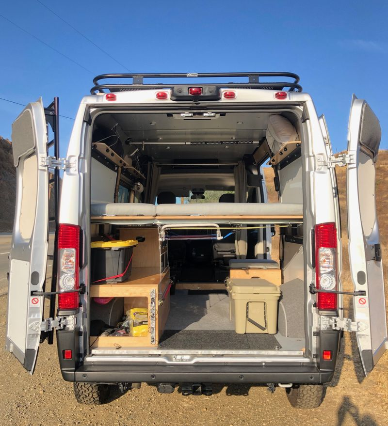 Picture 2/16 of a 2021 Promaster  for sale in Agoura Hills, California