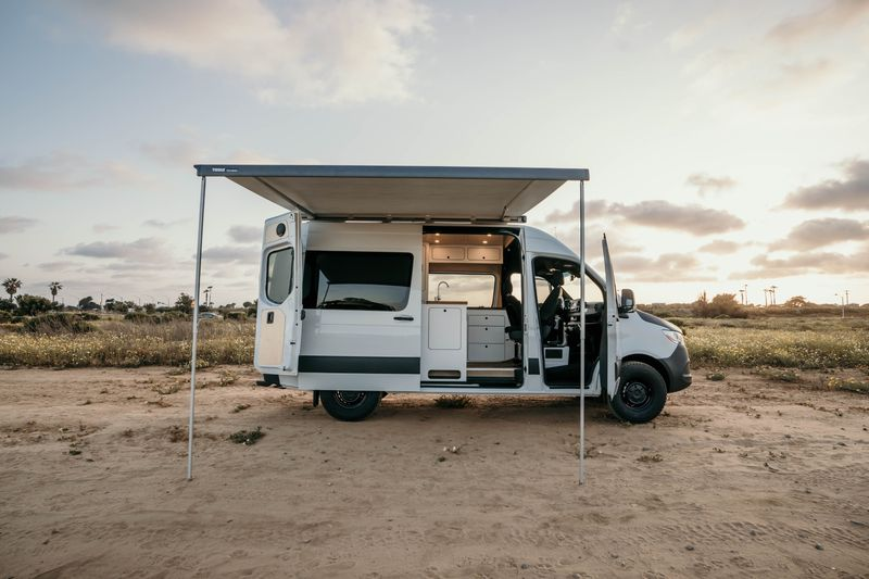 """Picture 2/20 of a BRAND NEW 2021 VanCraft 144"""" Sprinter Campervan for sale in Oceanside, California"""