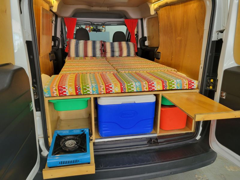 Picture 3/8 of a 2017 Ram Promaster City Campervan for sale in Littleton, Colorado