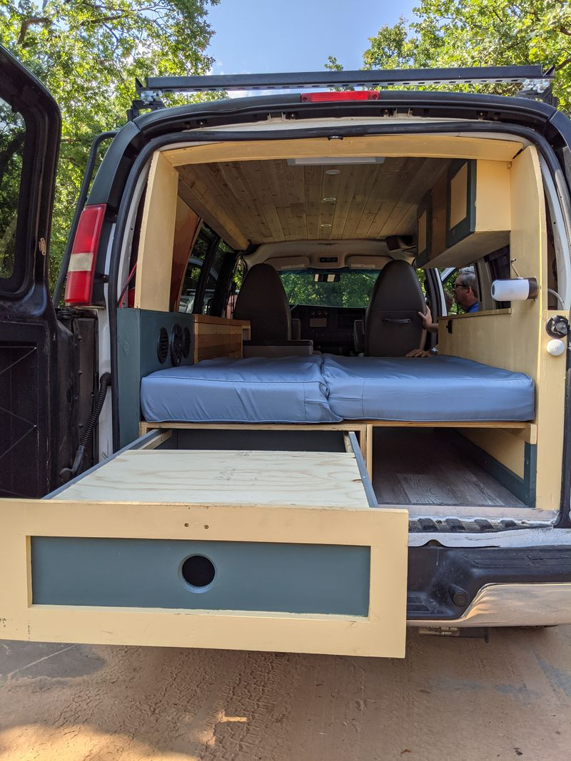 Picture 6/10 of a Big Betty   '14 Chevy Express Van 4x4 !! for sale in Lawton, Oklahoma