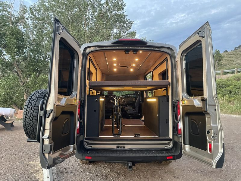 Picture 3/8 of a 2020 AWD Ford Transit for sale in Berthoud, Colorado