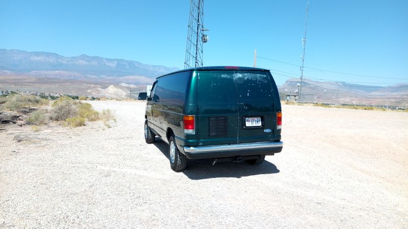 Picture 6/39 of a 1994 Ford E250 Cargo - Camper Van for sale in Hurricane, Utah