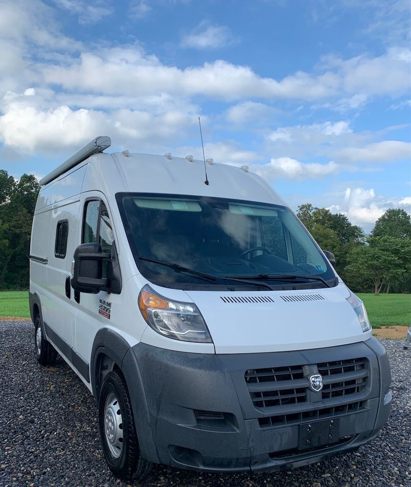 """Picture 1/19 of a 2014 Dodge Promaster 2500 136"""" High Roof (Shorty) for sale in Millerstown, Pennsylvania"""