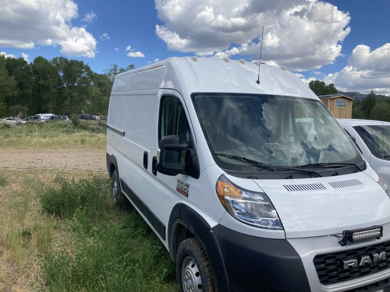 Picture 1/12 of a 2019 Promaster build out project! for sale in Jackson, Wyoming