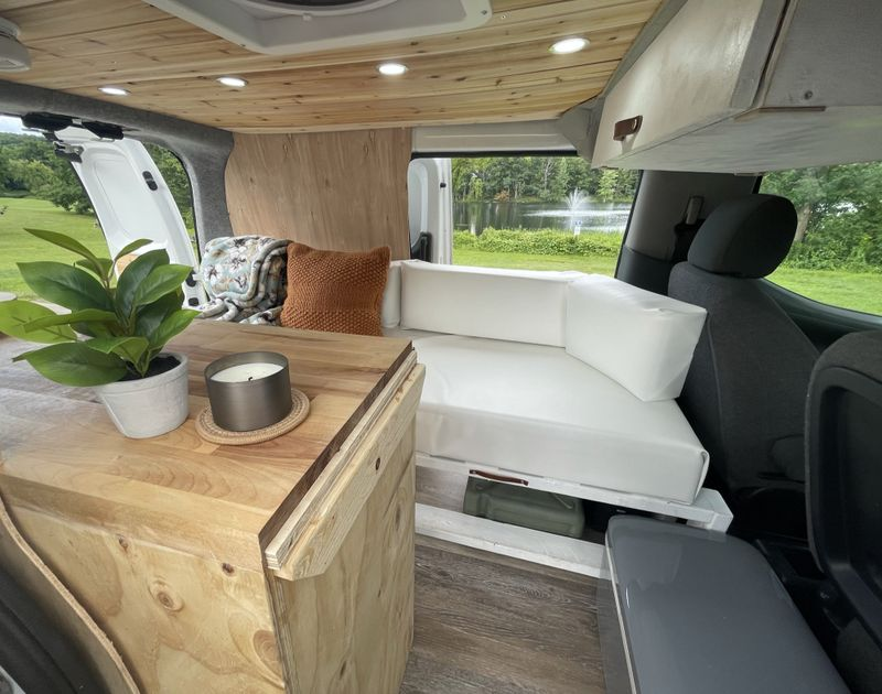 Picture 1/8 of a Nissan NV200 Van Conversion (Mobile & Quiet) for sale in Haverhill, Massachusetts