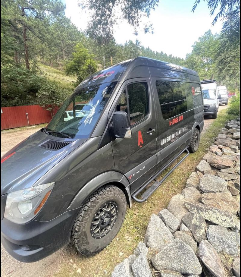 Picture 5/16 of a 2017 Mercedes-Benz sprinter for sale in Boulder, Colorado