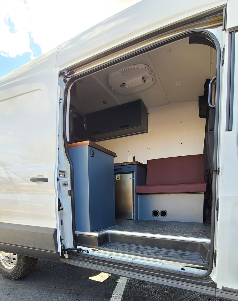 Picture 2/19 of a 2020 AWD Four Season Adventure Van for sale in Boulder, Colorado