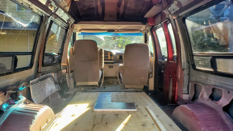 Picture 5/11 of a Ford Econoline E150 Mark III LE Hightop  for sale in Seattle, Washington