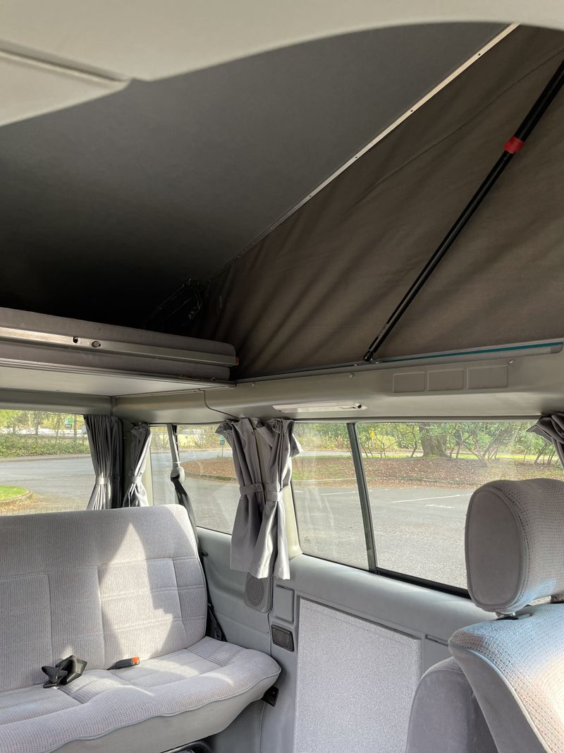 Picture 3/9 of a 1993 Eurovan Weekender  for sale in Seattle, Washington