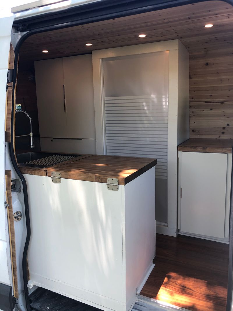 Picture 3/20 of a 2012 Full Sprinter Van Conversion for sale in Austin, Texas