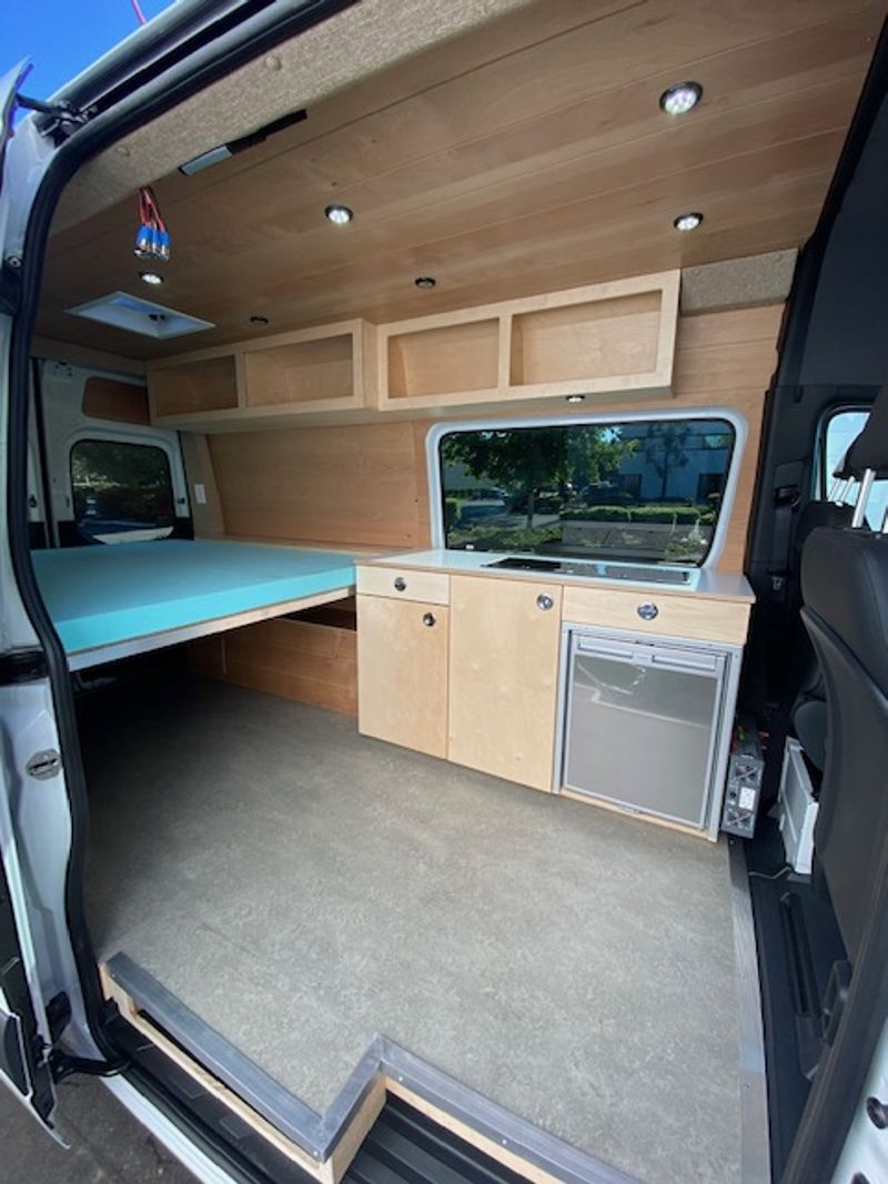Picture 4/22 of a 2020  144 Sprinter - Master Upfitter conversion.  for sale in San Francisco, California