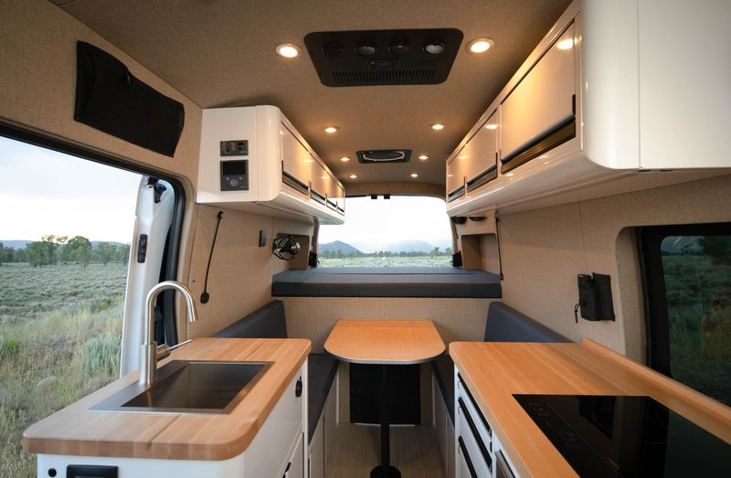 Picture 2/11 of a 2020 Ford Transit AWD Dream Build for sale in Jackson, Wyoming