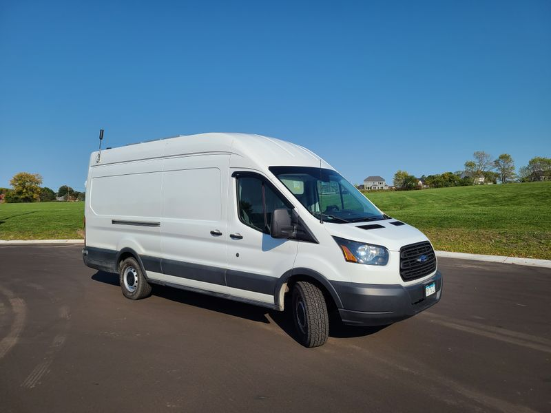 Picture 1/39 of a 2015 Ford Transit 350 High Roof Extended Length for sale in Saint Cloud, Minnesota